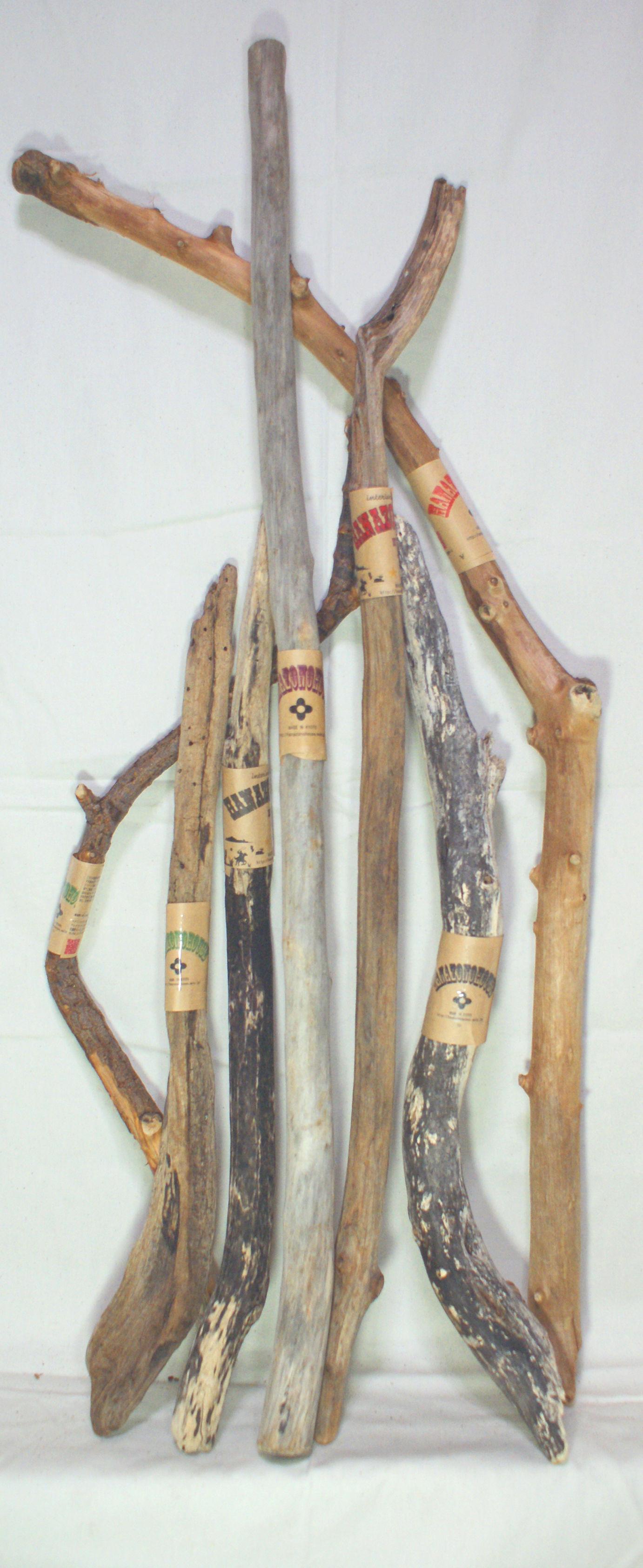 流木枝 お得な5本セット C 50-100