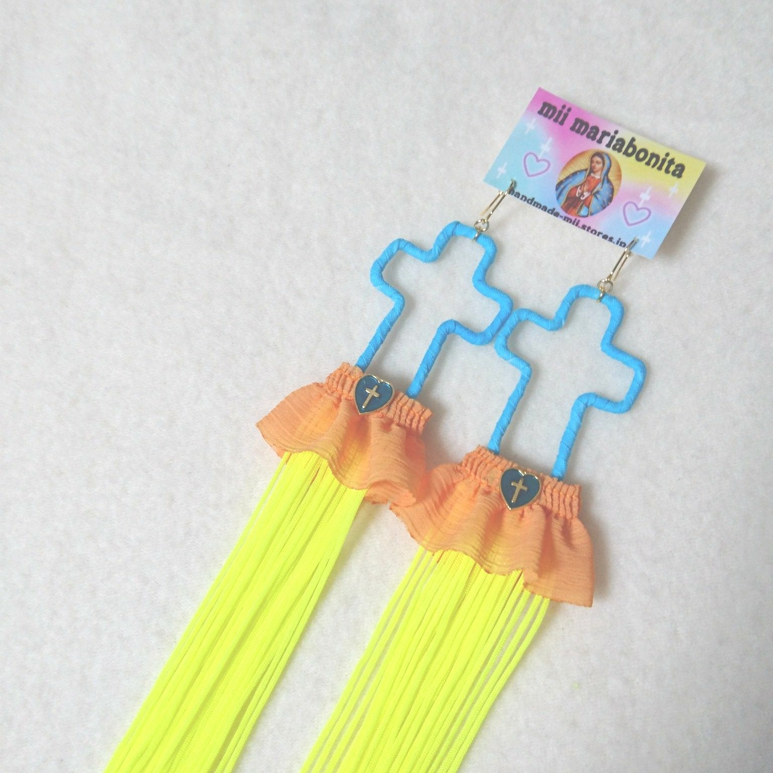 JellyfishCross Pierce☆orange