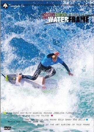 サーフィン Surf DVD WATER FRAME 『ウォーターフレーム』 2015年