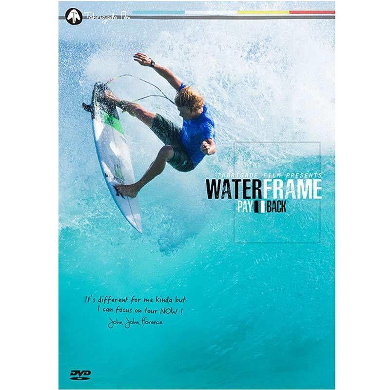 サーフィン Surf DVD WATER FRAME2 『ウォーターフレーム2』 2016年