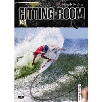 サーフィンSurfDVD FITTING ROOM-KS KELLY SLATER(フィッティングルーム ケリースレーターを徹底的にフューチャー)