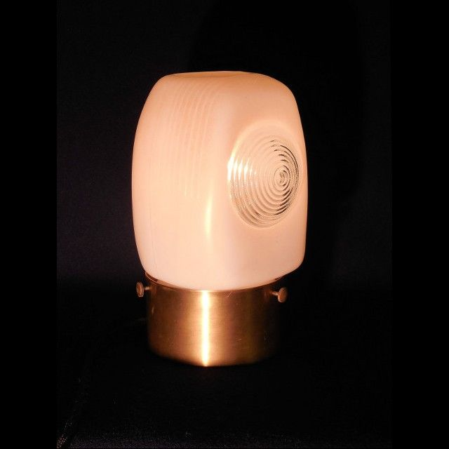 Stand & Ceiling light   USA  めだま  an-854