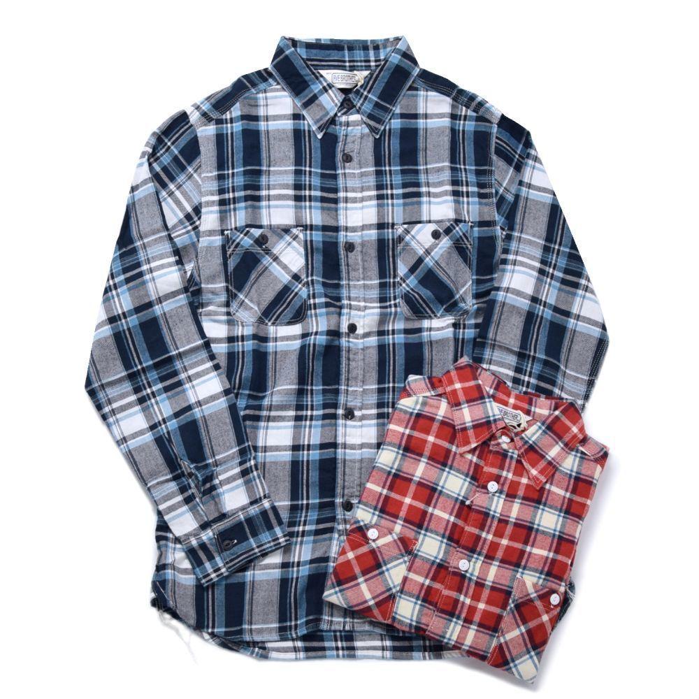 【FIVE BROTHER】ライトネルワークシャツ