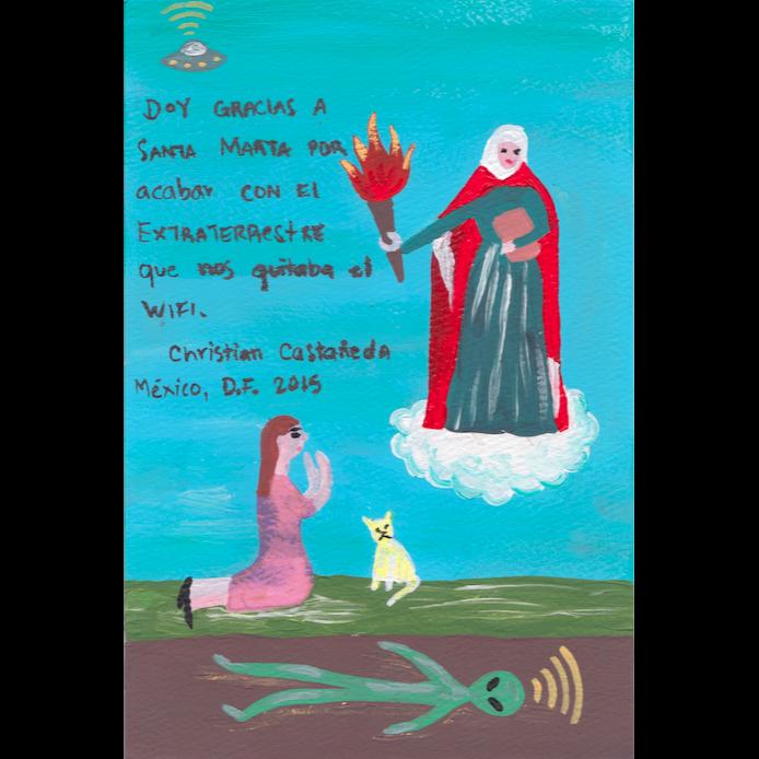 CHRISTIAN CASTA?EDA