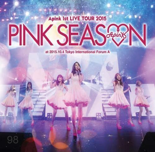 Apink 1st LIVE TOUR 2015 ~PINK SEASON~