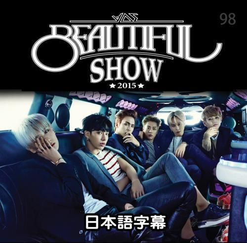 BEAST 2015 BEAUTIFUL SHOW IN SEOUL