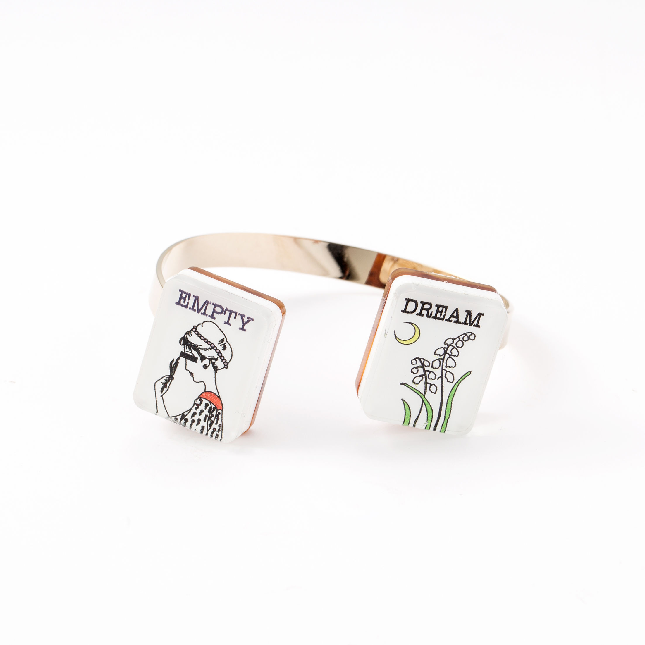 YUMEJI BANGLE(EMPTY×DREAM)