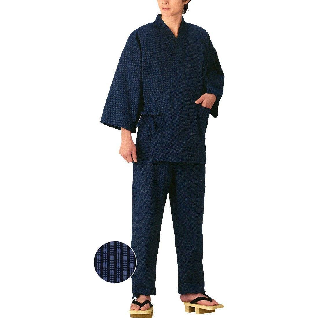 刺子作務衣【028928】