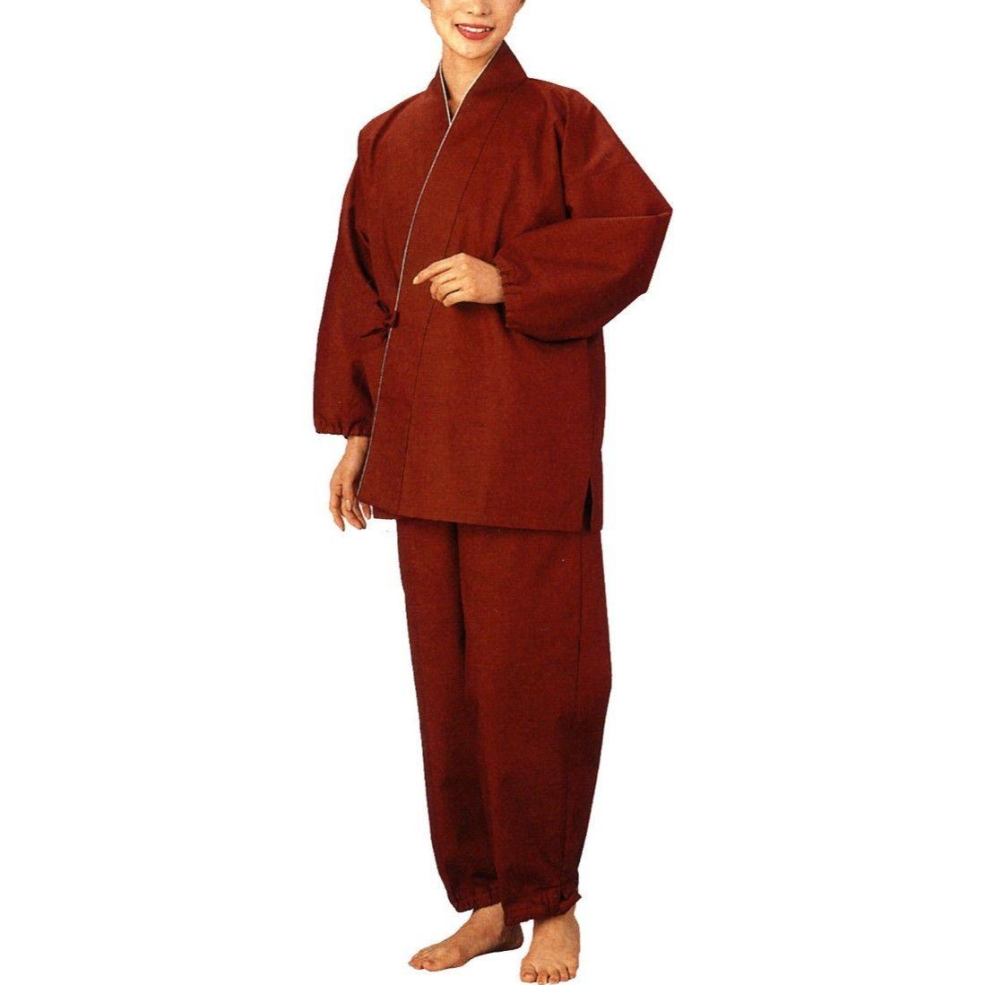 女性用作務衣【028901】
