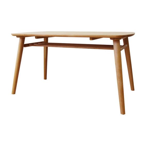 ノルン 北欧スタイル テーブル 130幅