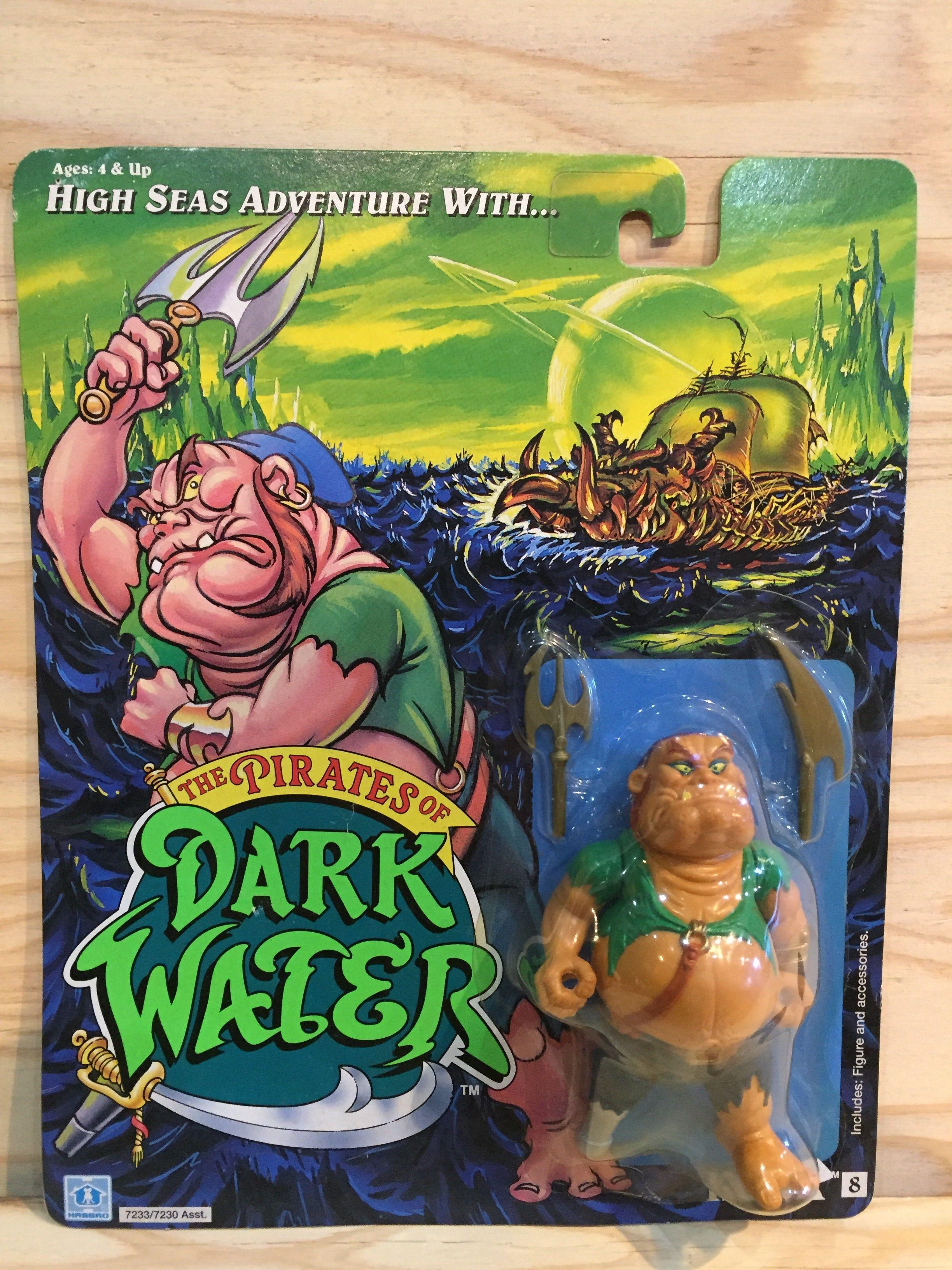 THE PIRATES OF DARK WATER(KONK)