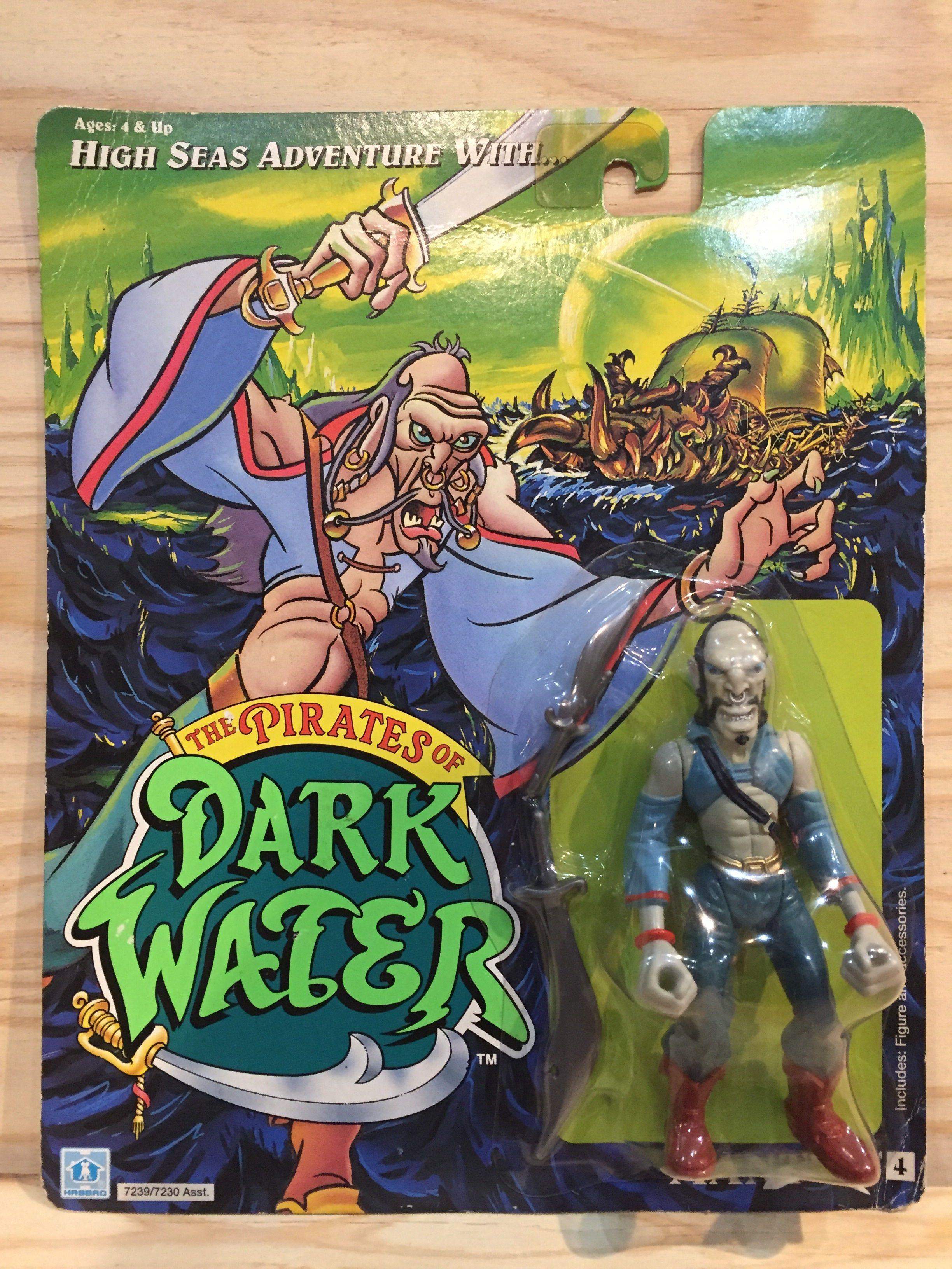 THE PIRATES OF DARK WATER(MANTUS)