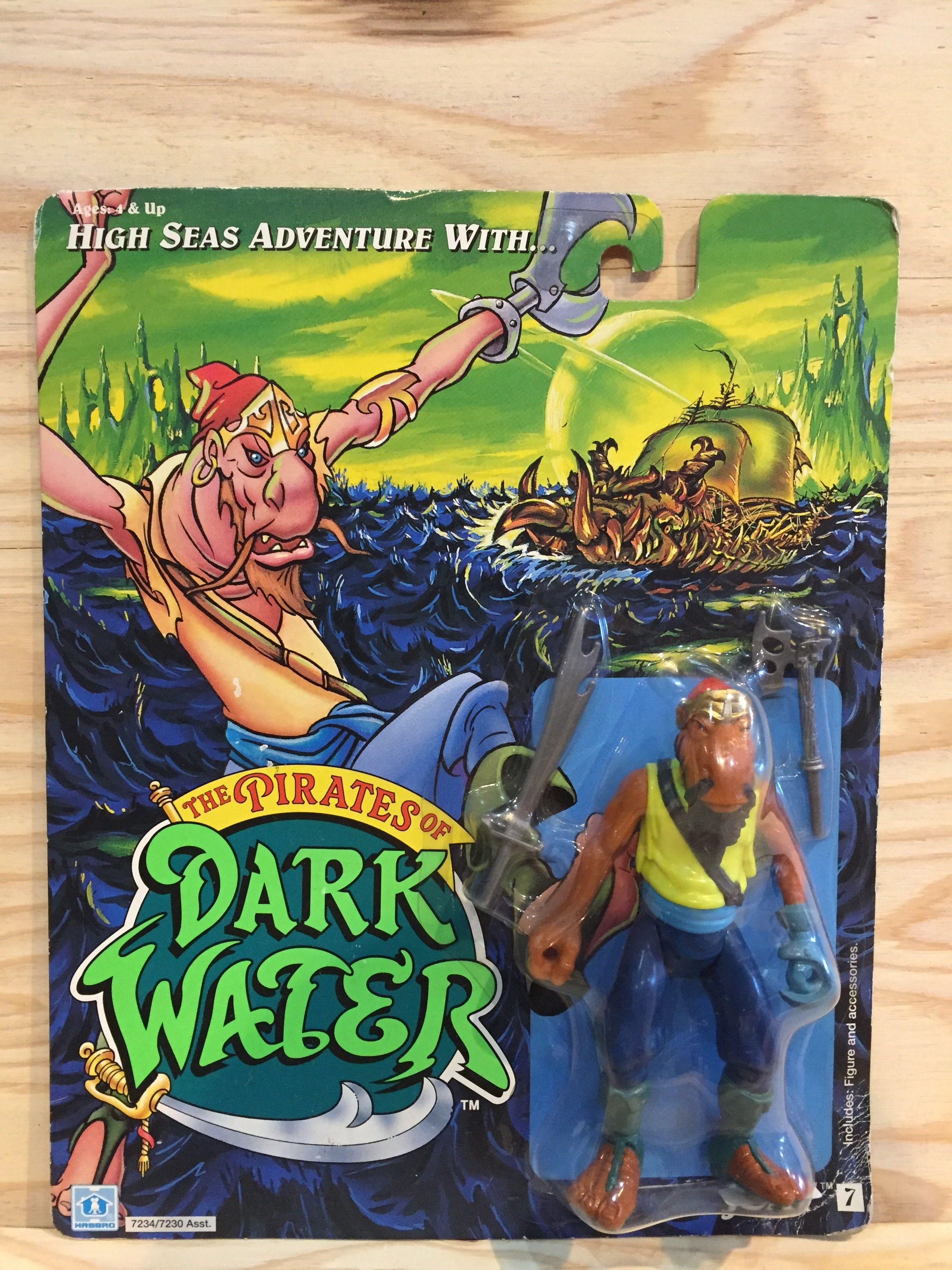 THE PIRATES OF DARK  WATER(JOAT)