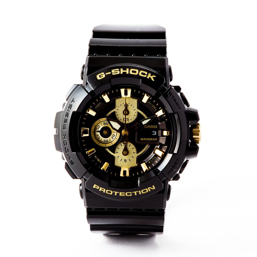[カシオ]Casio 腕時計 G-SHOCK ジー・ショック Garish Gold Series GAC100BR1AJF メンズ