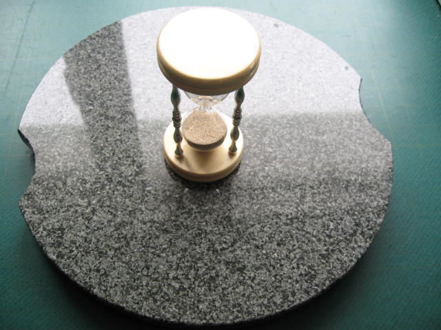 オーダーメイド砂時計/トロアスの砂:3分計