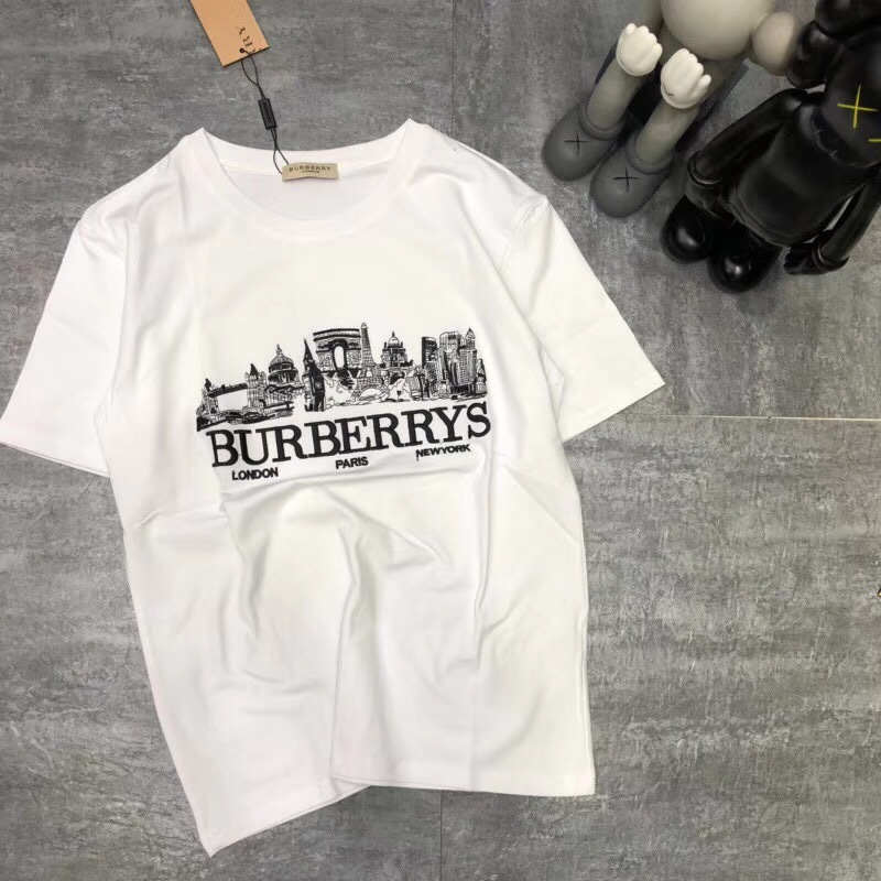 BURBERRY バーバリー  Tシャツ 半袖 tee  mio003