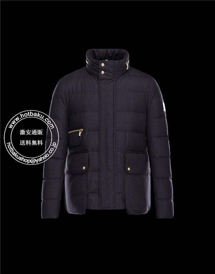大人気 モンクレール コート MONCLER COLLIERS モンクレール メンズ 2色