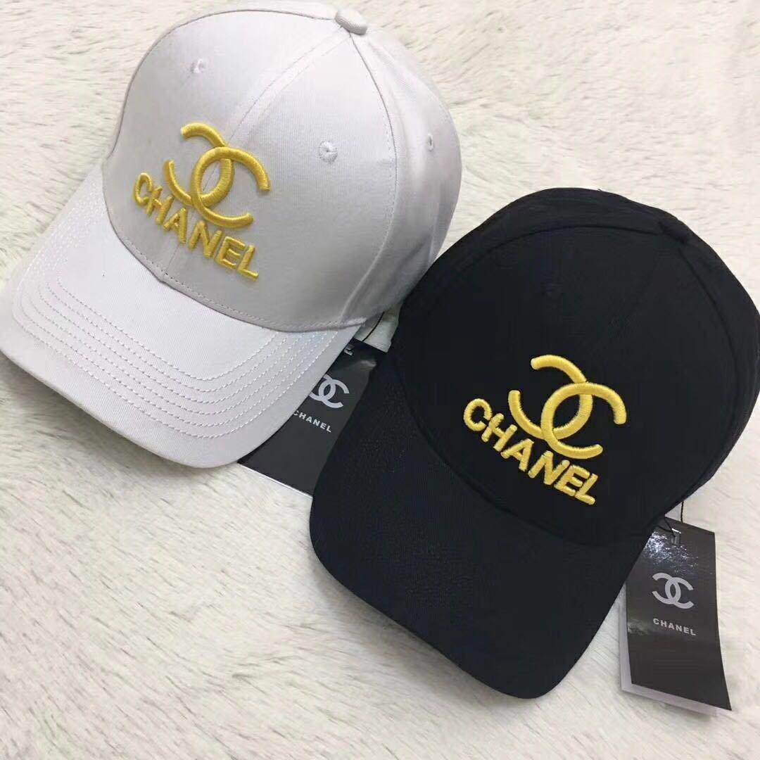 新品206 CHANEL シャネル 新入品 刺繍 キャップ 帽子
