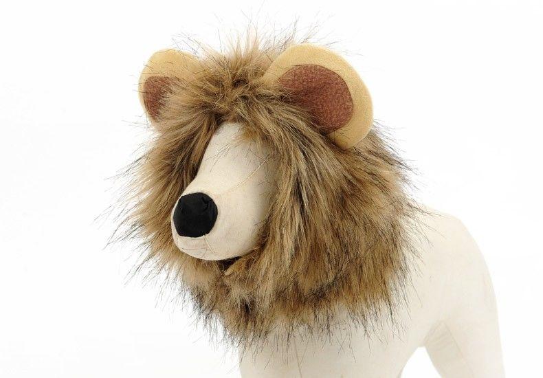 コスプレ!かわいいライオンのたてがみ ウィッグ 3サイズ