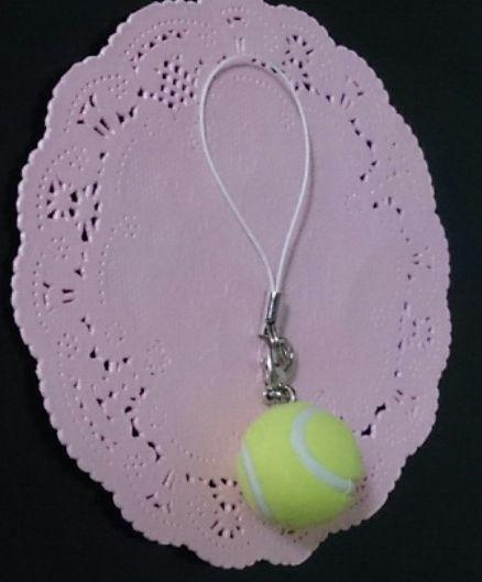 テニスボールストラップ