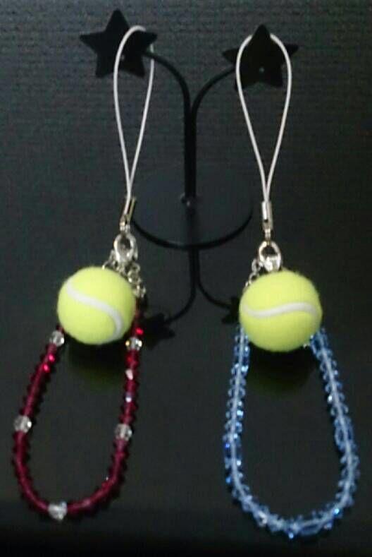 テニスボールストラップ(2way)