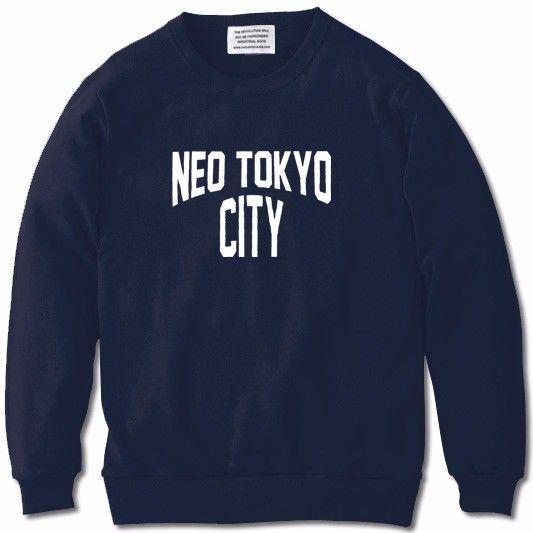 NEO TOKYO CITY SWEAT【NAVY】