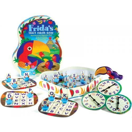 Learning Resources Frida's Fruit Fiesta Game フリーダのフルーツパーティーゲーム