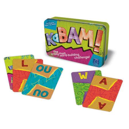 KaBAM! 英単語を作るカードゲーム