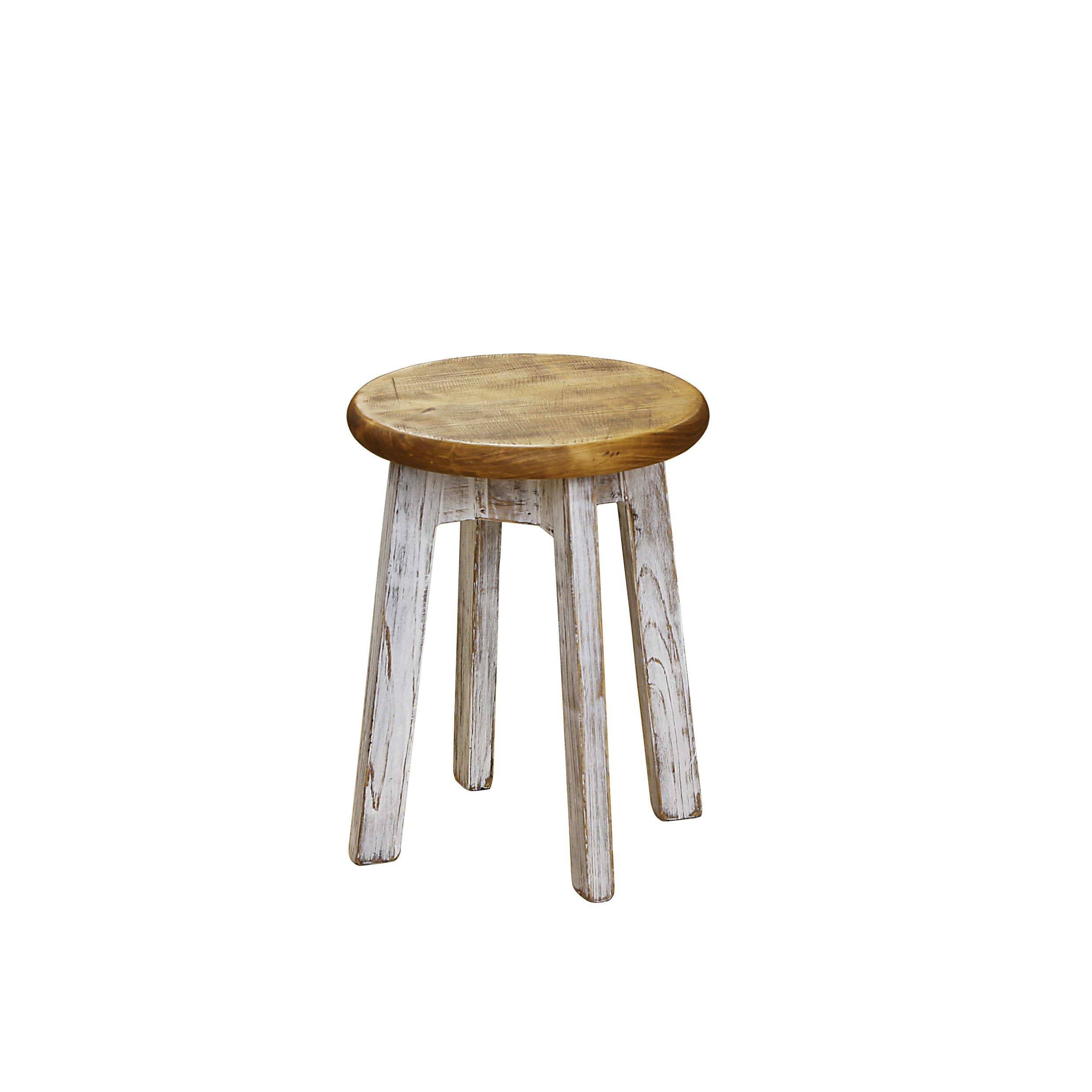 Cipres White Stool