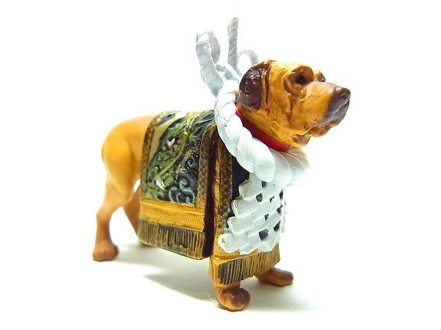 中国四国物産展 11.土佐犬