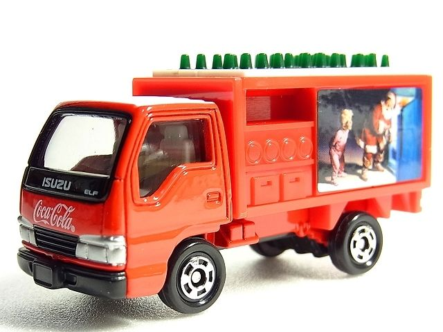 トミカ コカ・コーラ アート コレクション 06