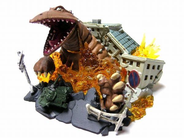 06.地底怪獣出現