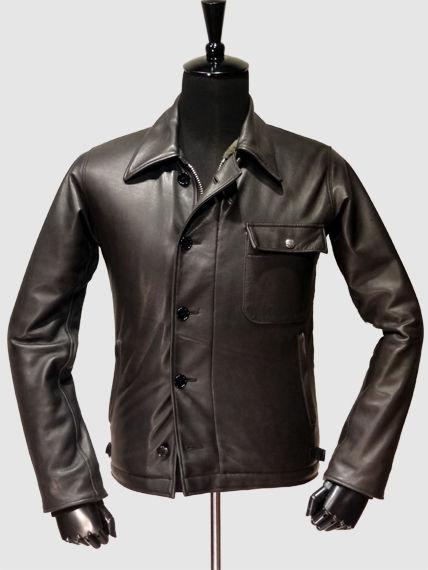 Deck Leather Jacket Ram