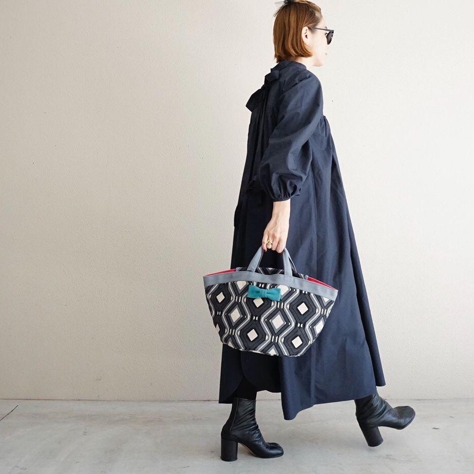 【2017 aw collection】新作 marche mini granny grey