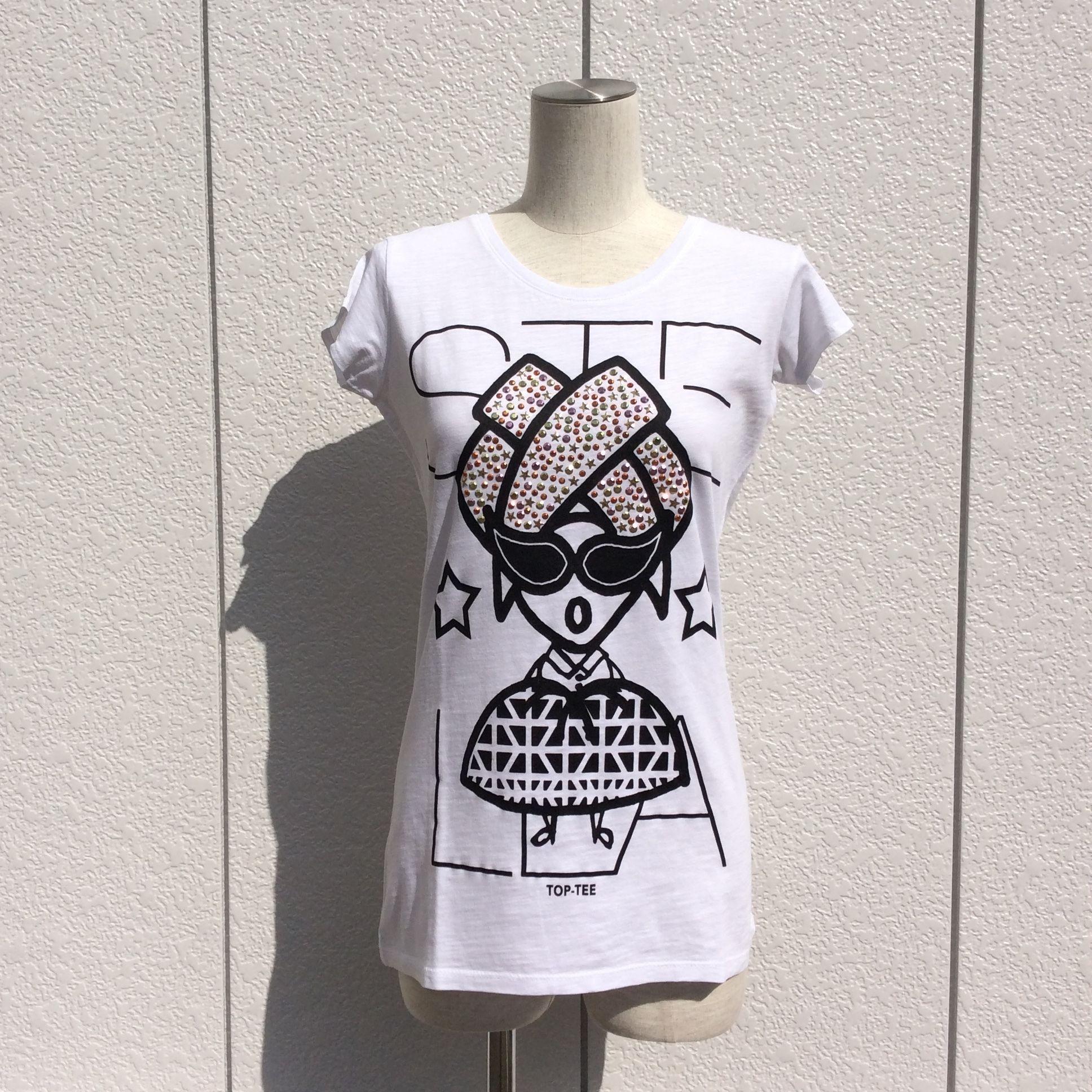 TOP TEE ITALIA (トップティーイタリア) 2018SS T-Shirt
