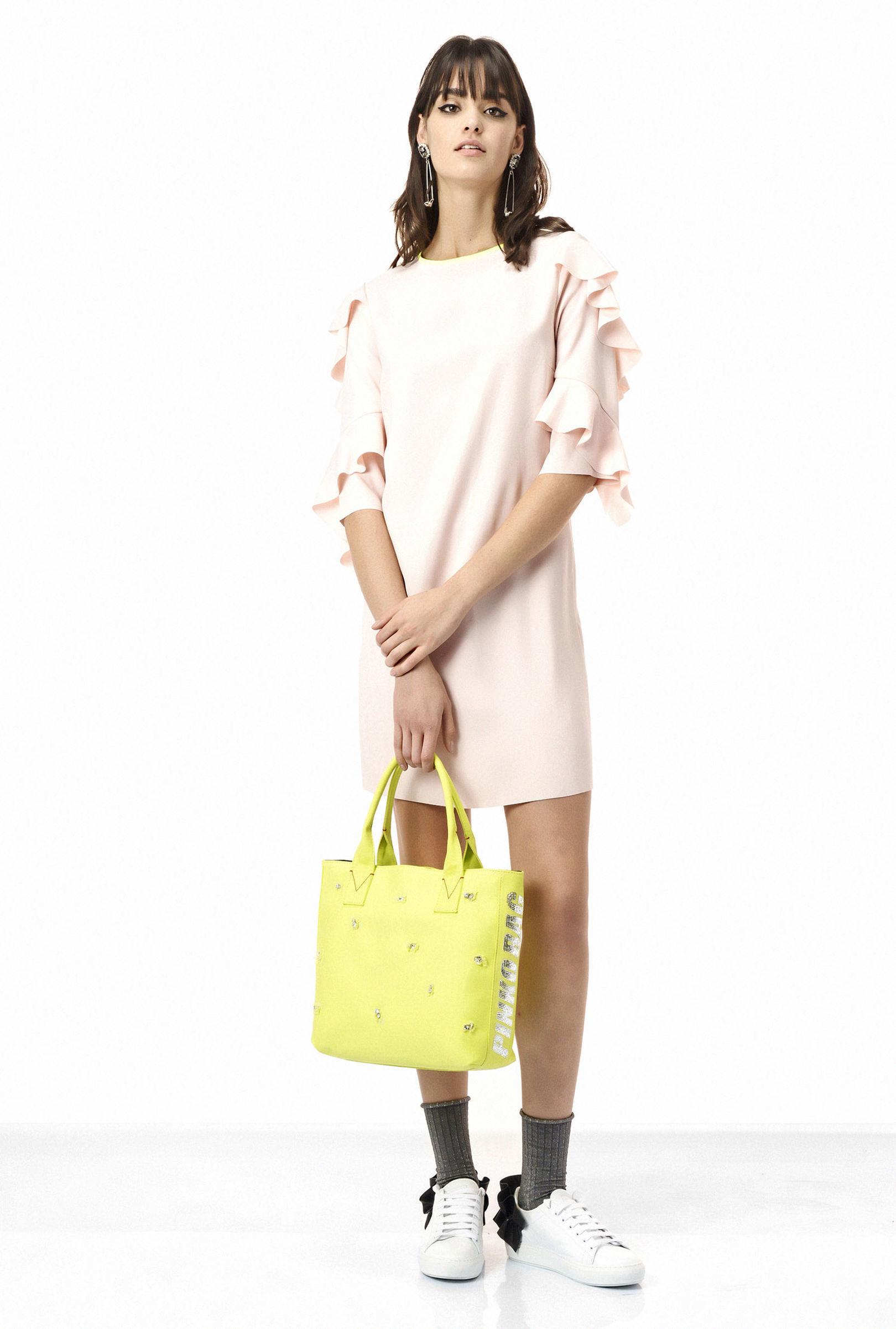 PINKO(ピンコ) frill dress 1G12XT-6352