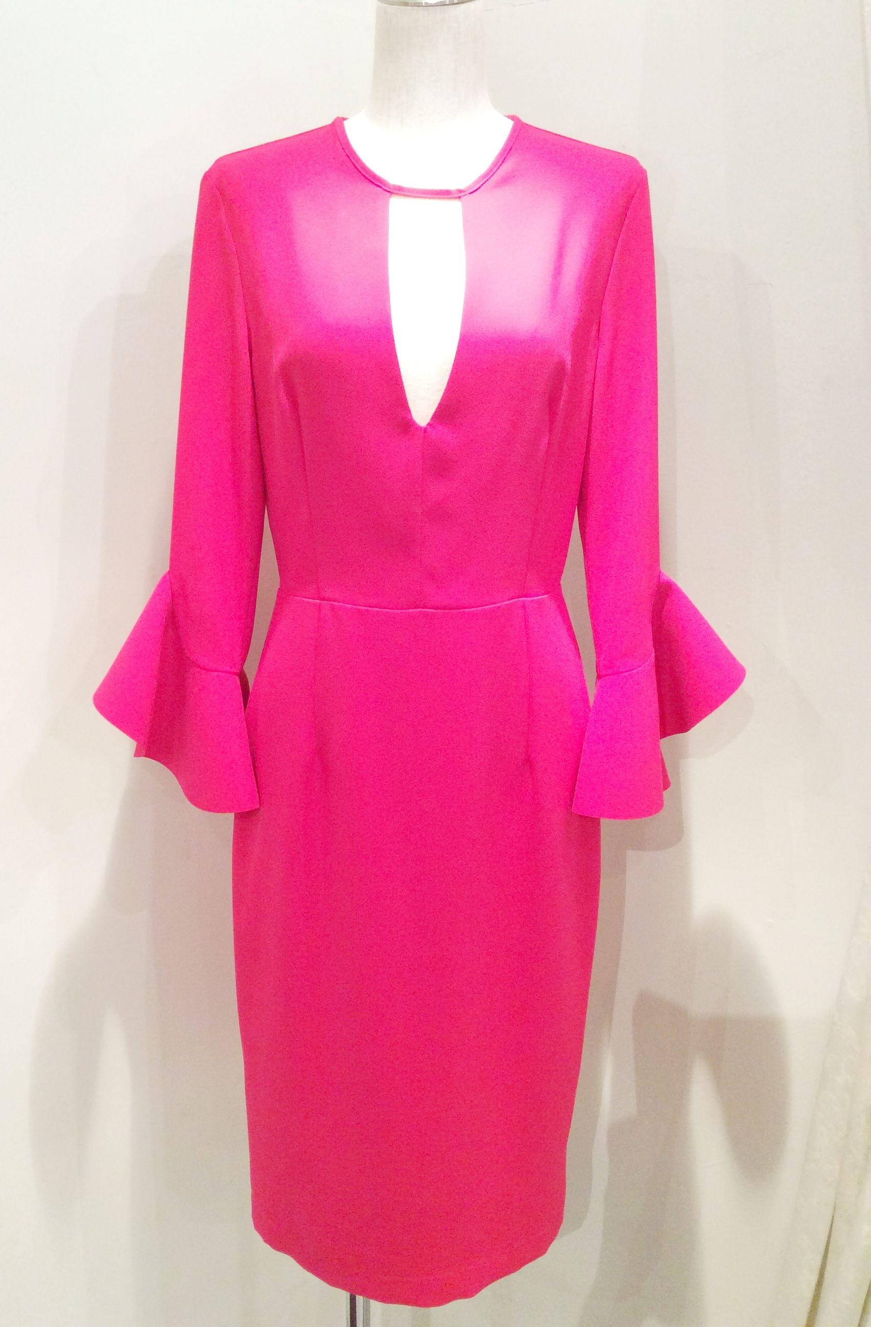 PINKO(ピンコ) bell sleeves dress  1G1357-6352
