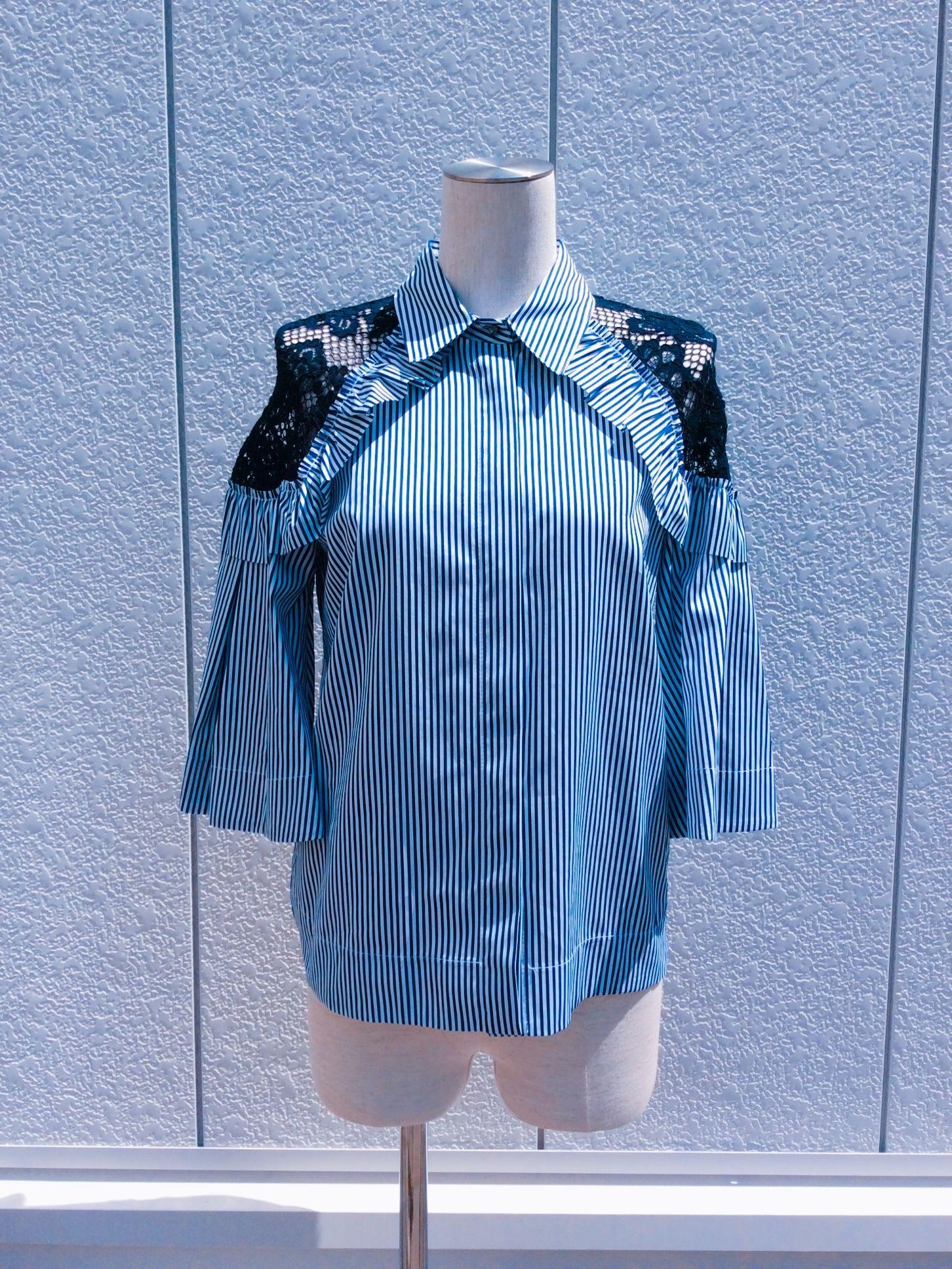 PINKO(ピンコ) lace blouse