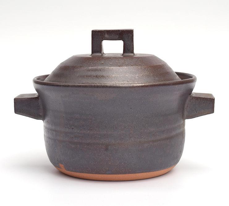炊飯土鍋 3合 / 山下秀樹