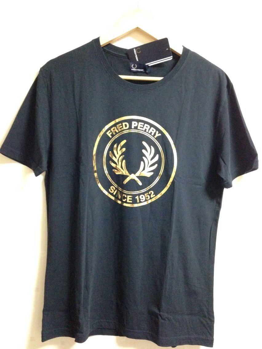 2014新 FRED PERRY フレッドペリーTシャツ