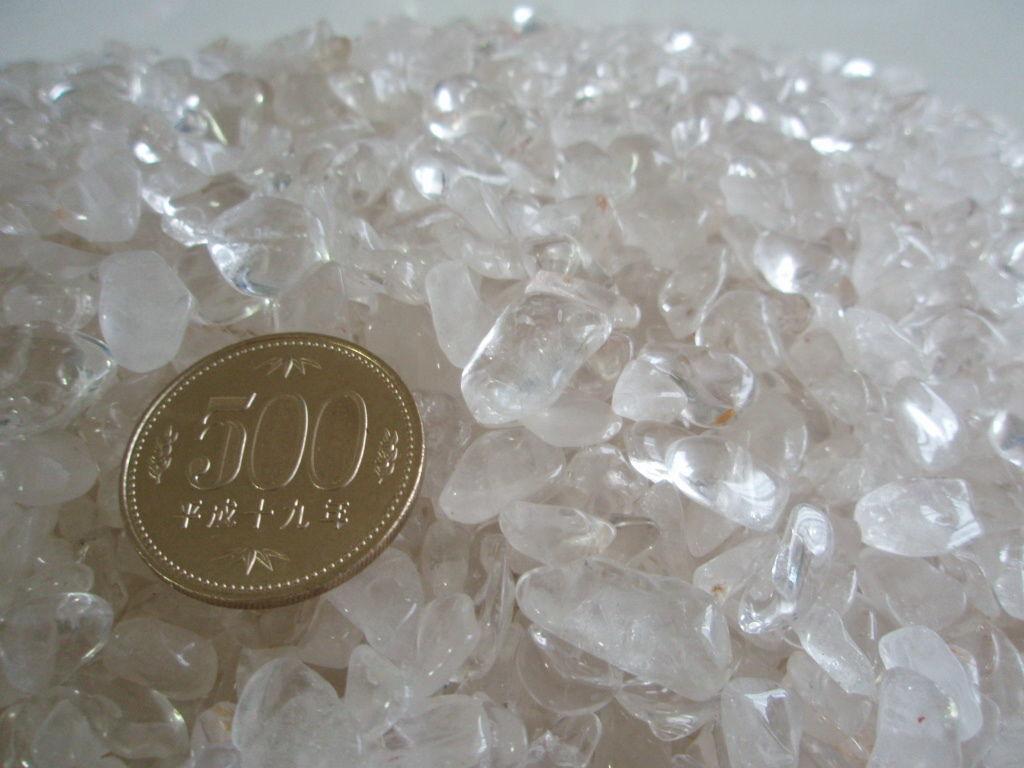 ヒマラヤ水晶Aのさざれ石