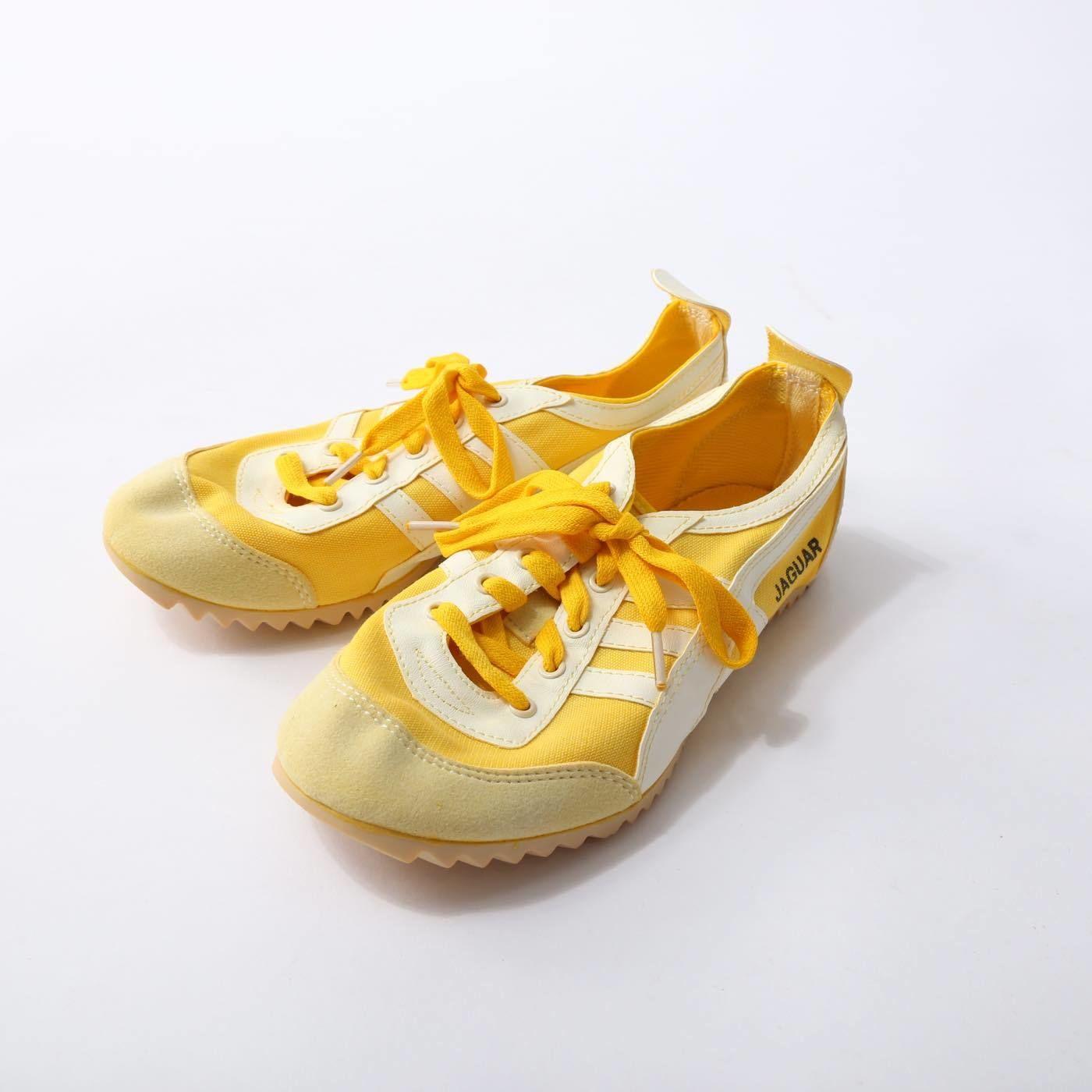【Product】DYE ita2ra x jaguar スニーカー / yellow
