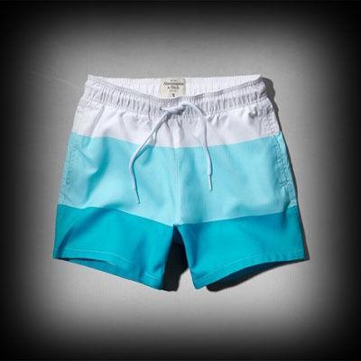 アバクロ メンズ Abercrombie A&F Campus Fit Swim Shorts スウィム ハーフ カーゴパンツ