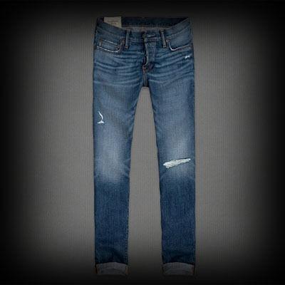 アバクロ メンズ A&F Skinny Jeans ジーンズ