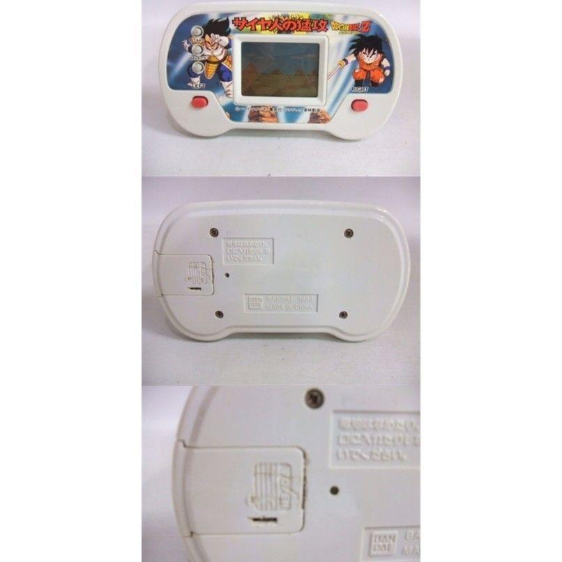【中古】 ドラゴンボールZ サイヤ人の猛攻 液晶ゲーム LCD GAME 179-257SK
