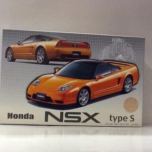 【新品】フジミ 1/24 レーシングスターシリーズ No.17 ホンダNSX typeS   ss1711-45