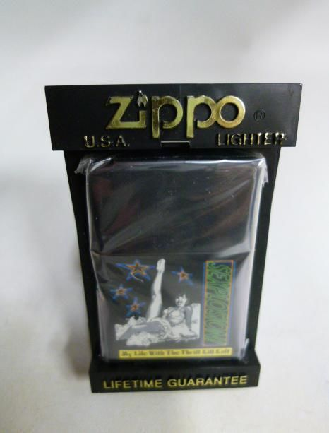 【未使用】SEXPLOSION! Zippo My Life With The Thrill Kill Kult ジッポ 179-139sk