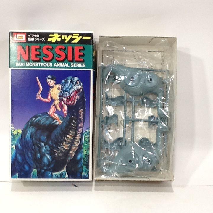 【中古】【未組立】イマイの怪獣シリーズ ネッシー ss1710-157