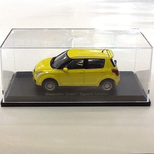【中古】アシェット 国産名車コレクション Suzuki Swift(2005) ss1710-260