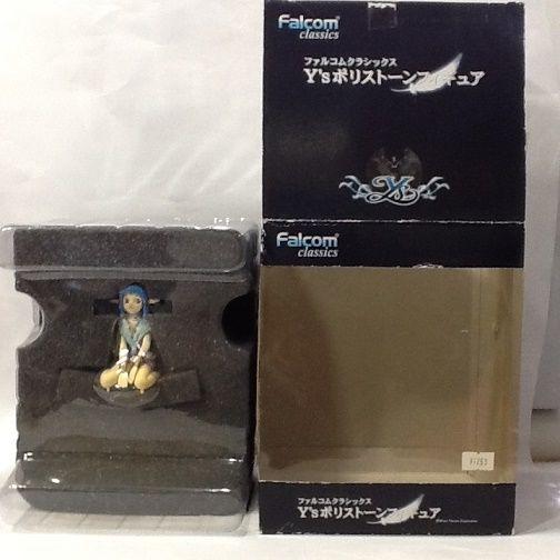 【中古】ファルコム クラシックス Y's ポリストーンフィギュア ss1712-201